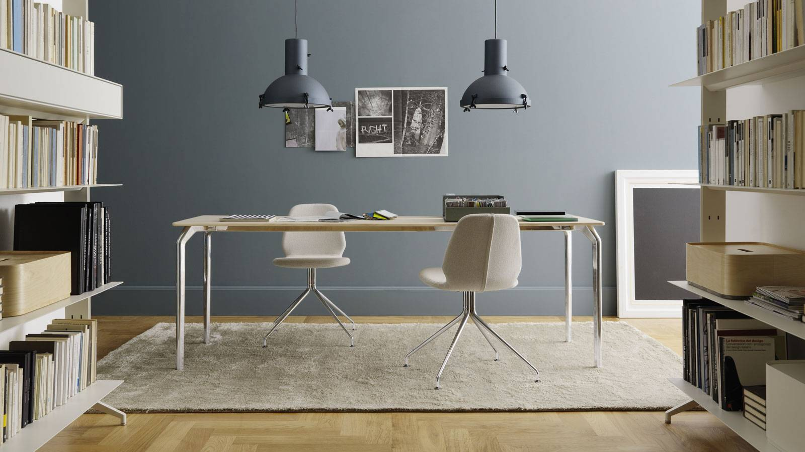 contemporary furniture by Alfredo Häberli for Alias