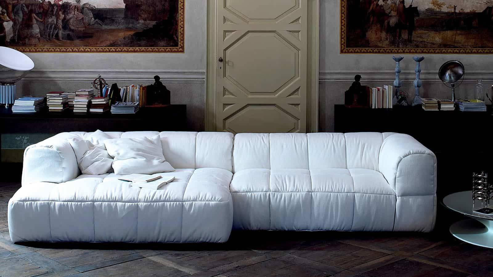 upholstered design furniture by Cini Boeri per Arflex
