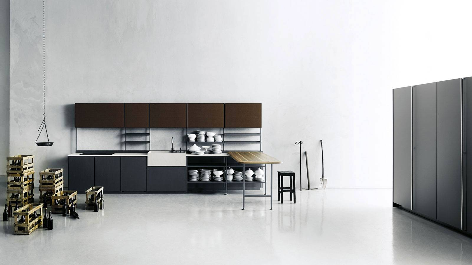boffi milano cucine e bagni di design sag80. Black Bedroom Furniture Sets. Home Design Ideas
