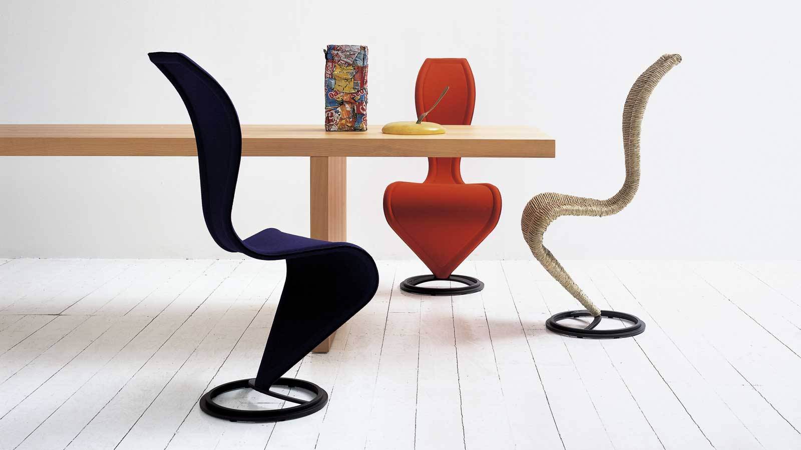 contemporary design furniture by Tom Dixon for Cappellini