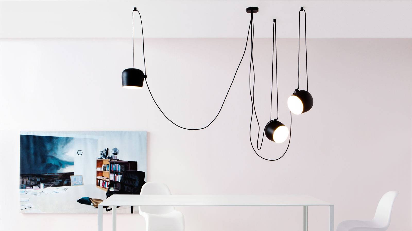 suspension lamp by R. & E. Bouroullec for Flos