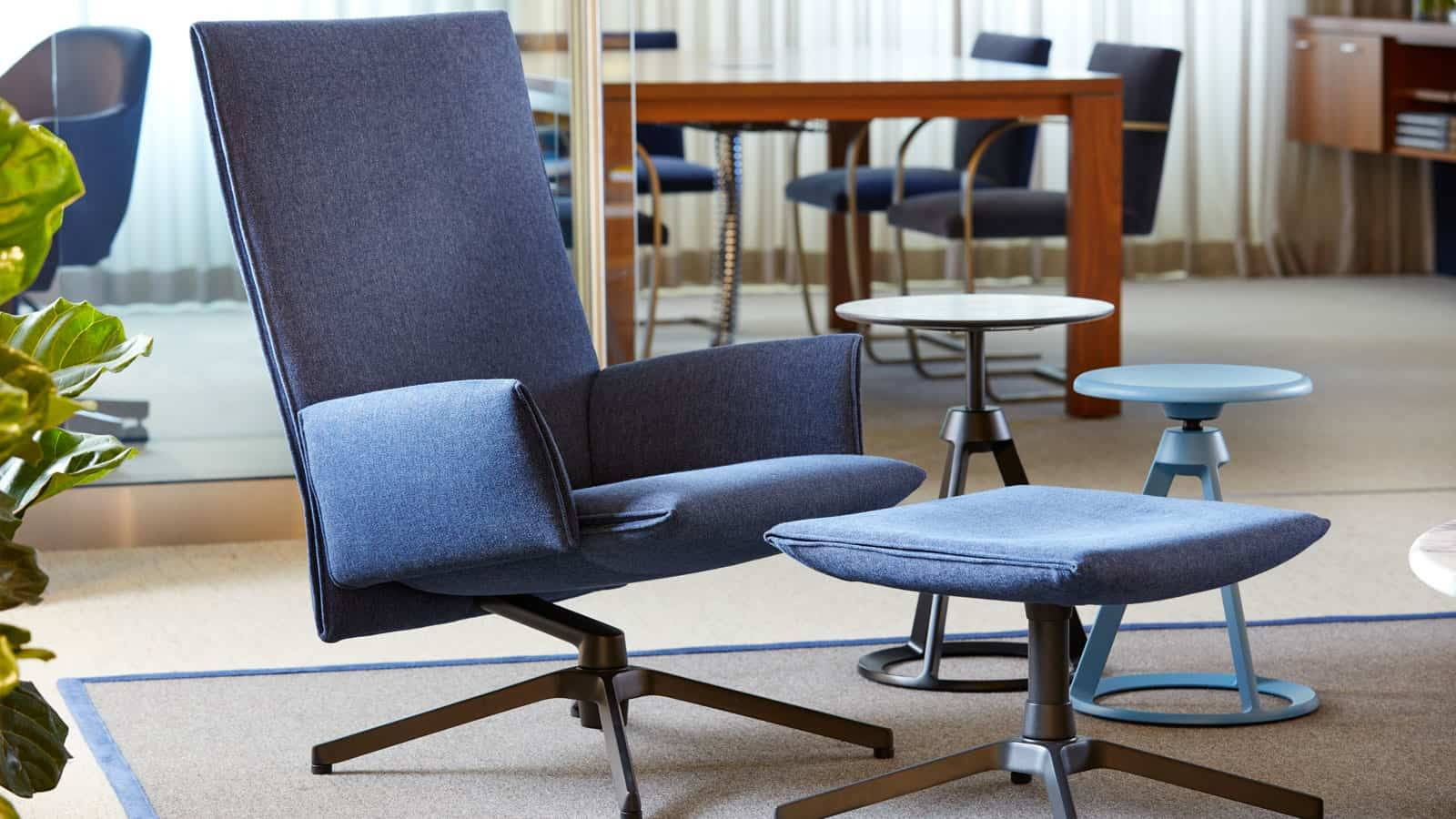 contemporary design furniture by Edward Barber and Jay Osgerby for Knoll