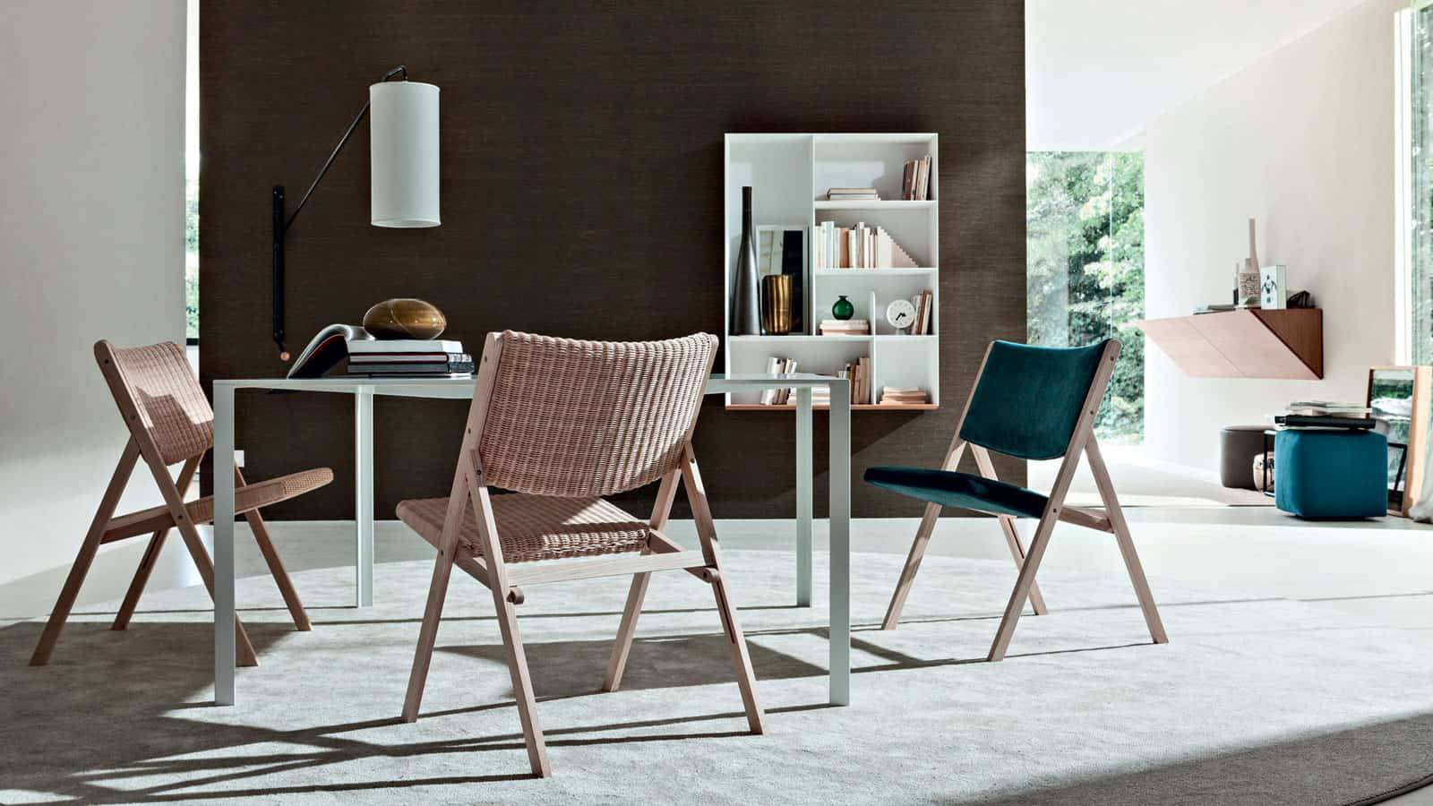 timeless style by Gio Ponti for Molteni