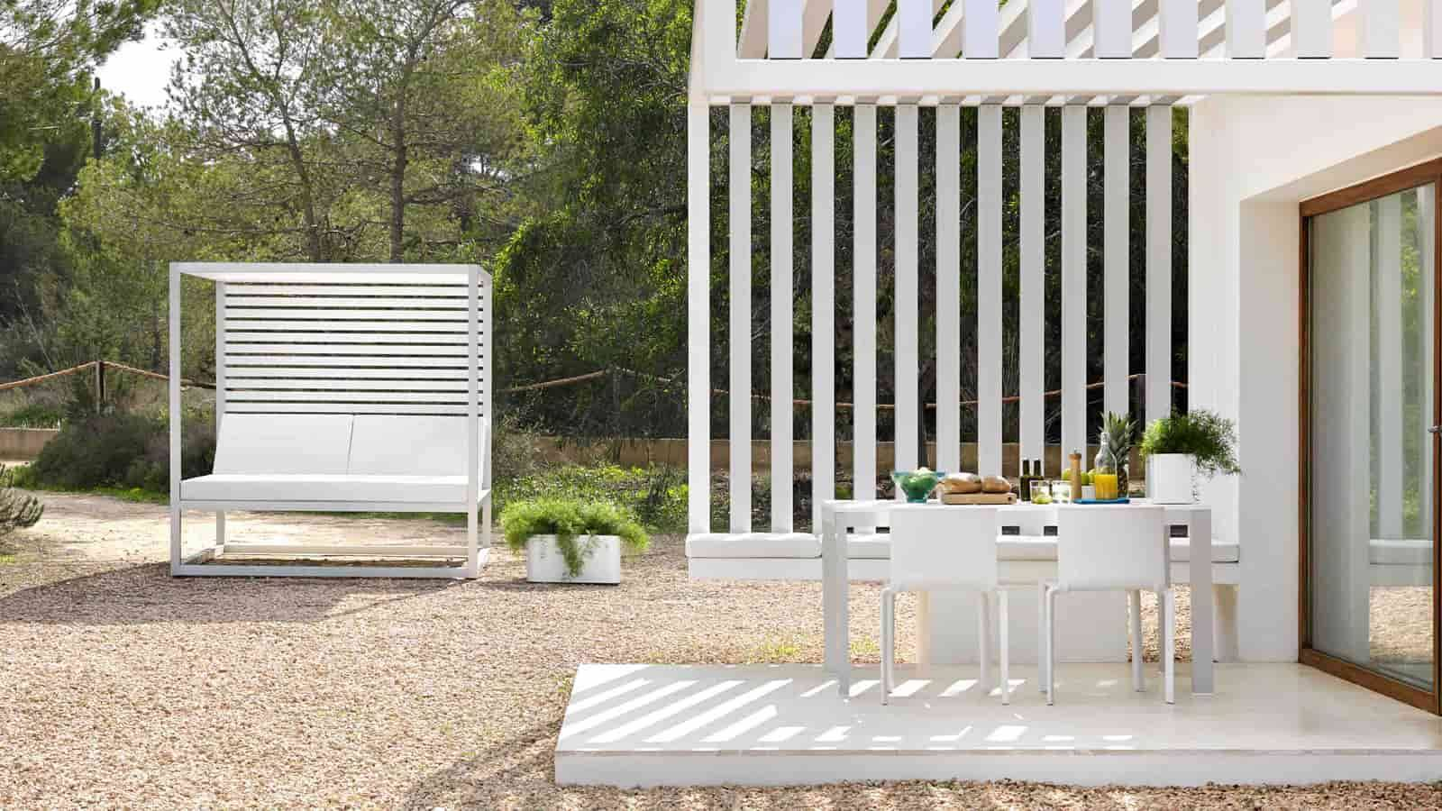 contemporary furnishing for outdoor of Gandiablasco