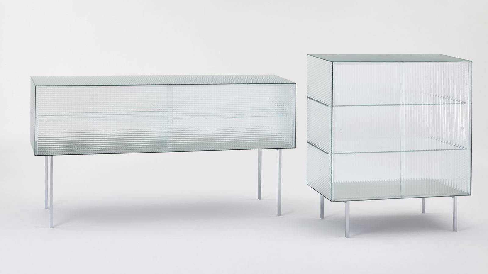contemporary design furniture by Piero Lissoni for Glas Italia