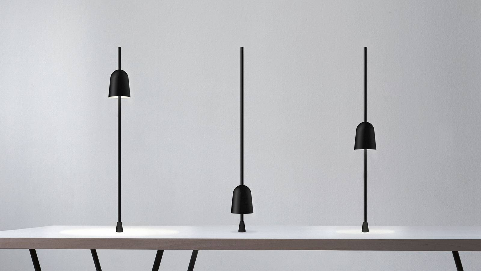 contemporary design lighting by Daniel Rybakken for Luceplan