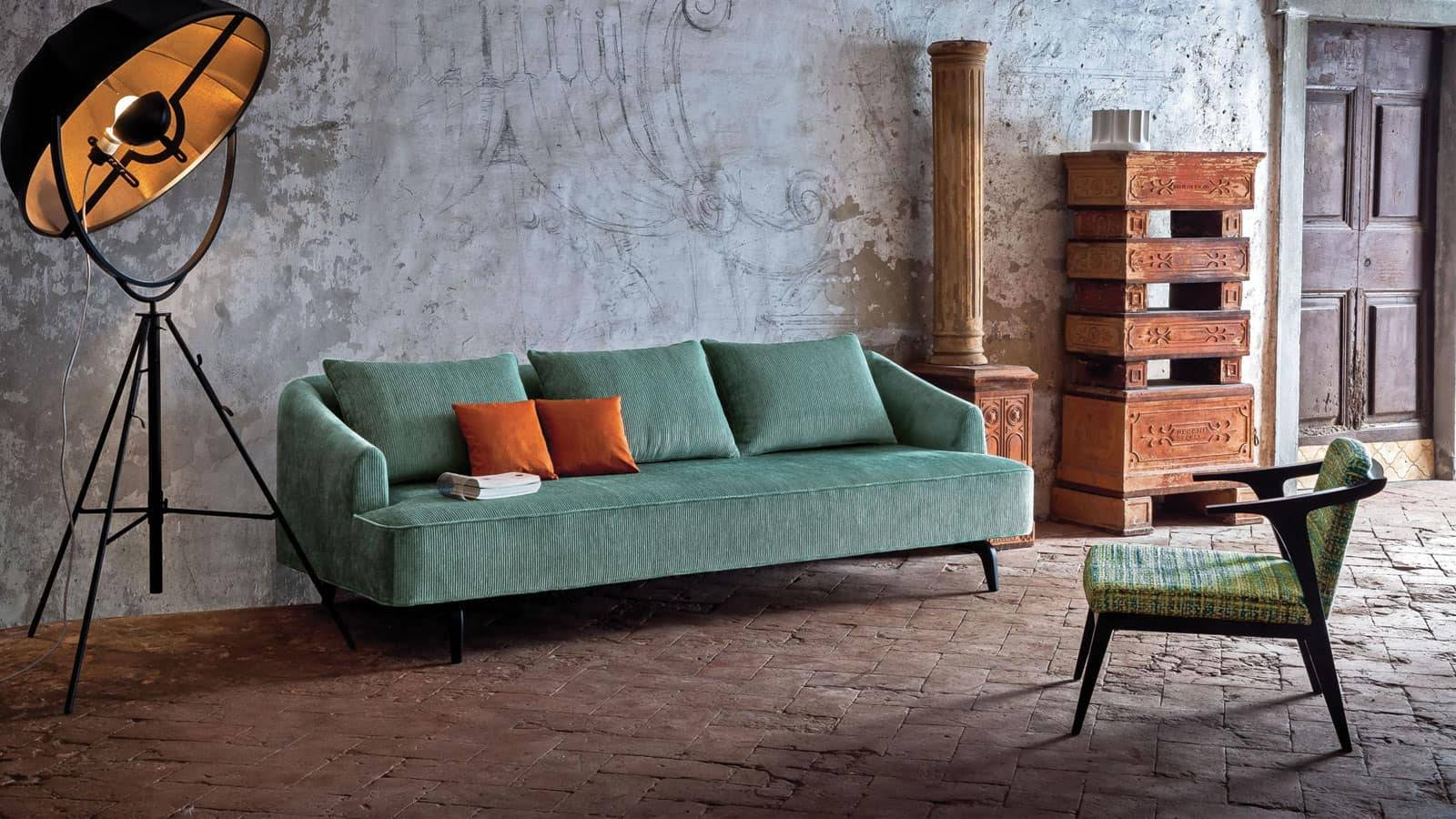 luxury sofa by Rubelli