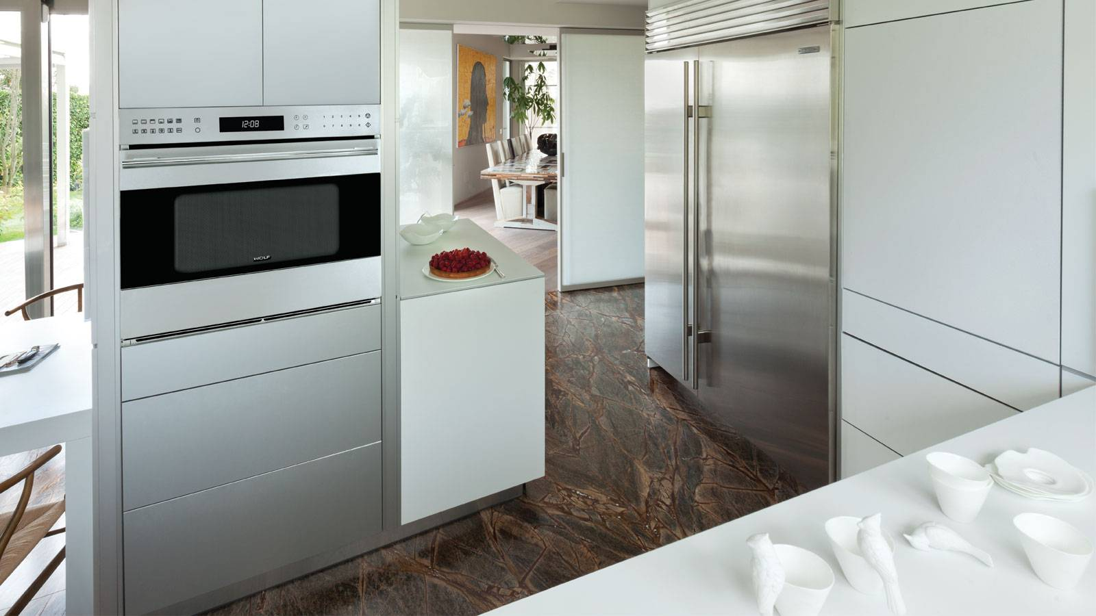 design appliances for kitchen