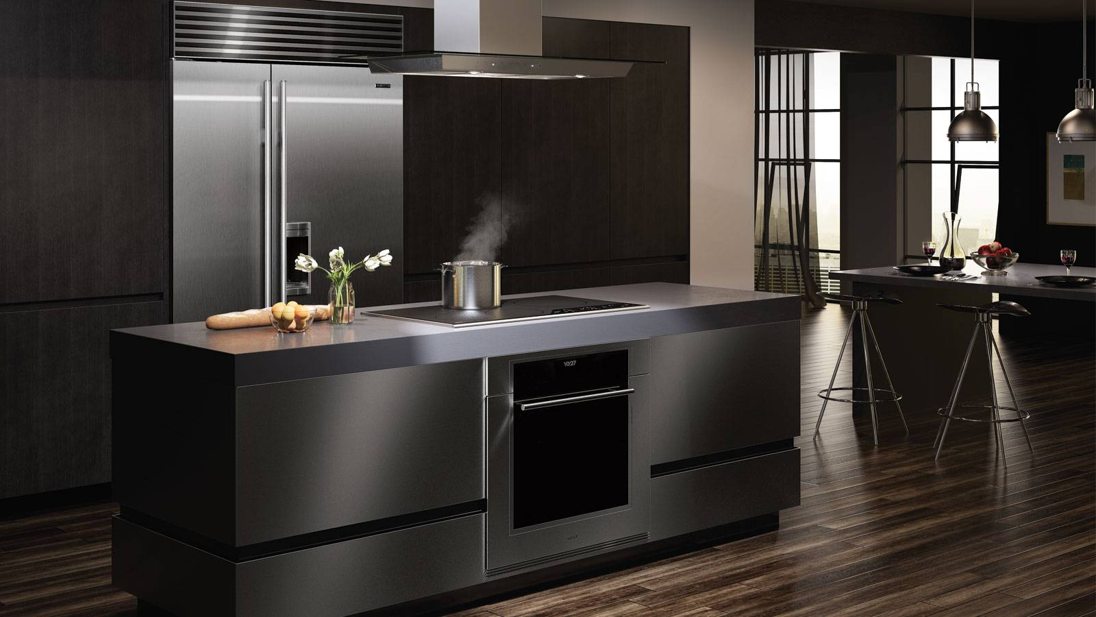 design induction cooktops