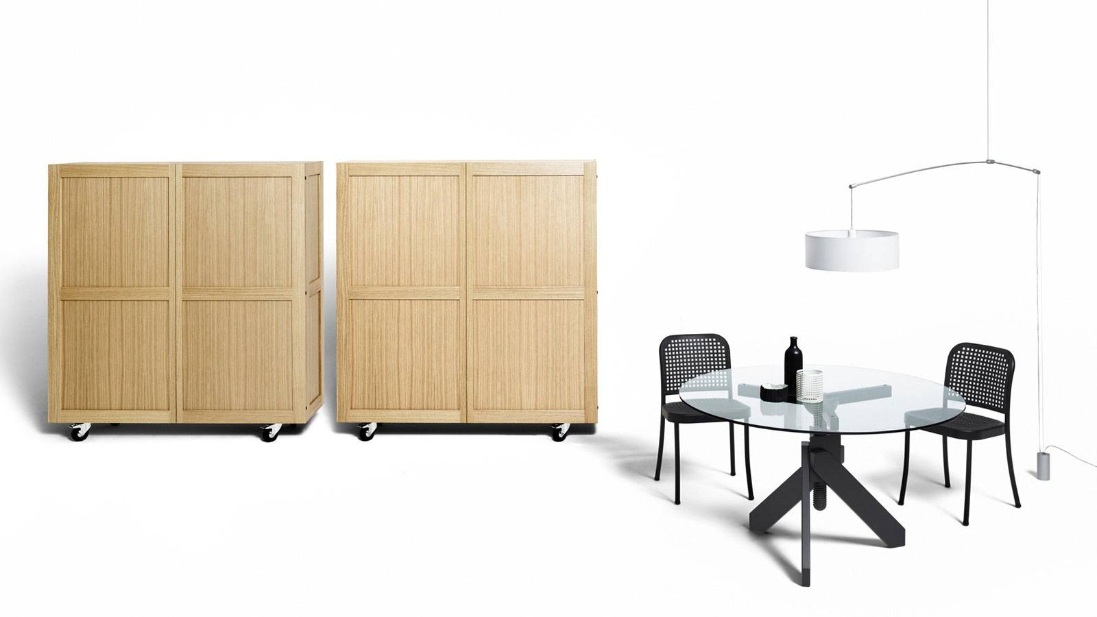 contemporary design furniture by Vico Magistretti for De Padova