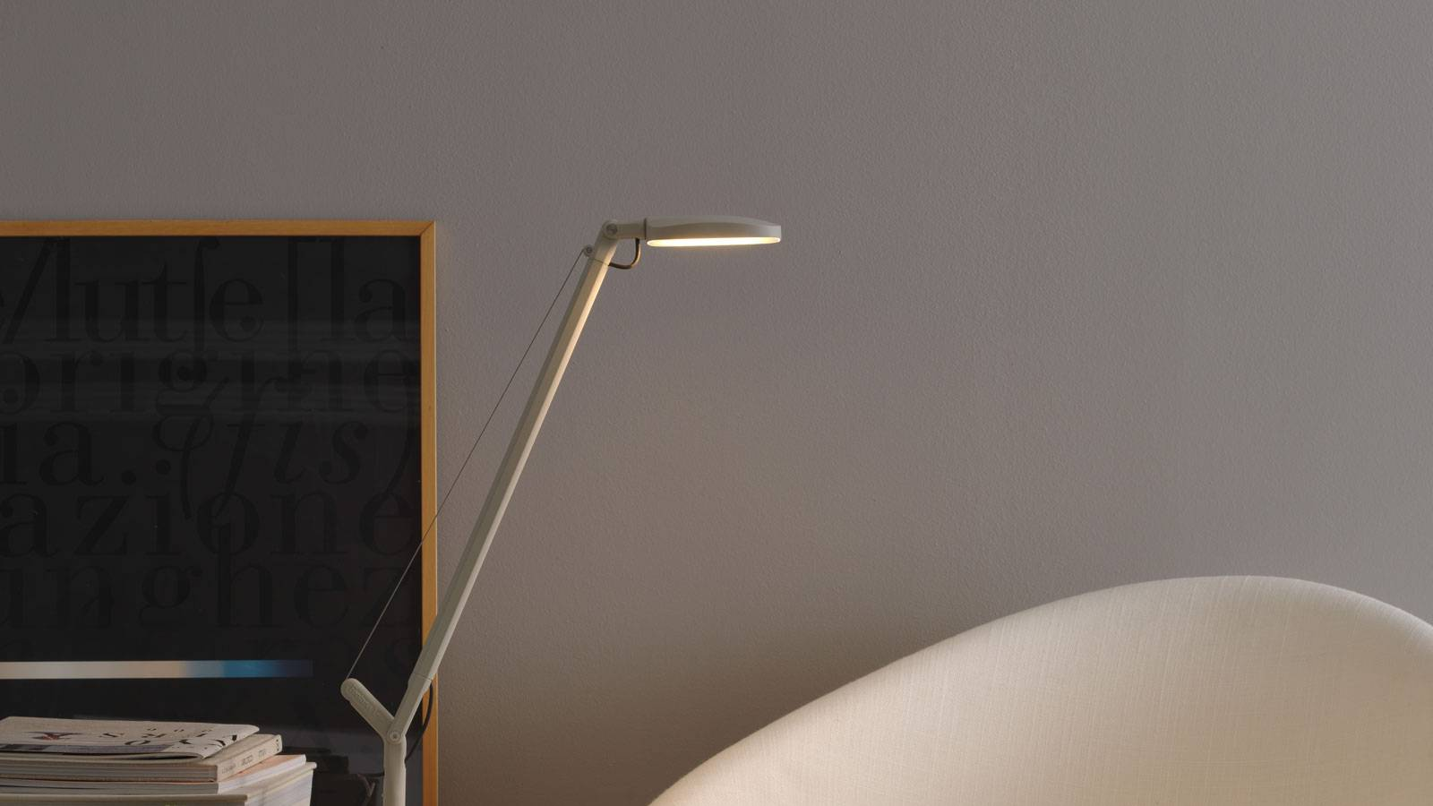 contemporary design lamp by Odo Fioravanti for Fontana Arte