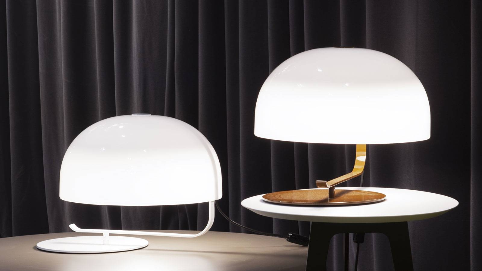 table lamp by Marco Zanuso for Oluce