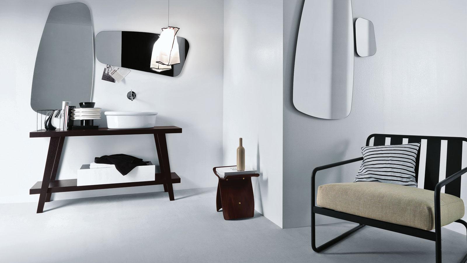 falper - lavabi e bagni in ottica sartoriale | sag80 - Falper Arredo Bagno