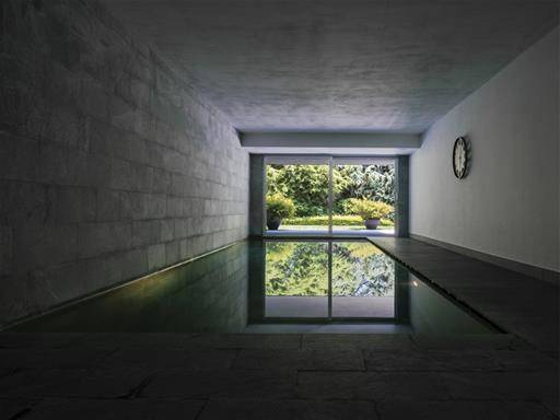 HOUSE SWIMMING POOL COMO