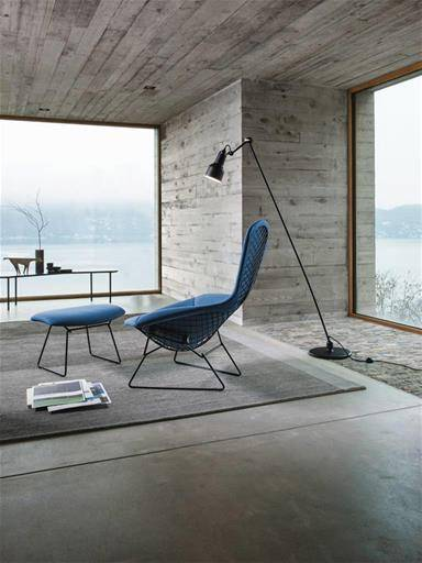 KNOLL DEIGN LOUNGE CHAIR