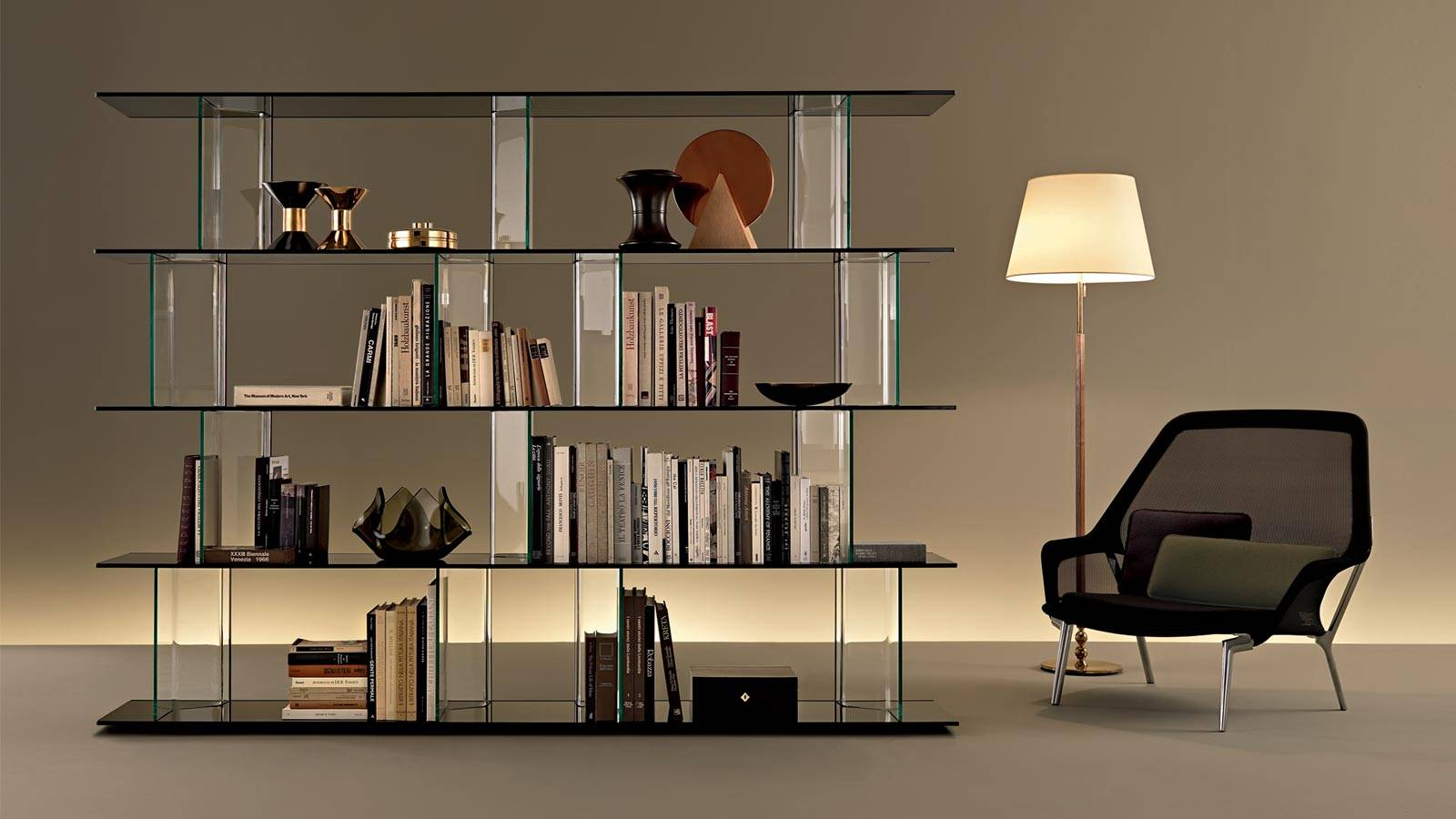 modern glass furnitures