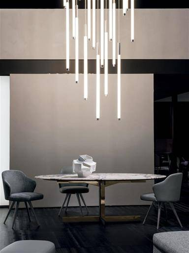 contemporary design furniture by Minotti