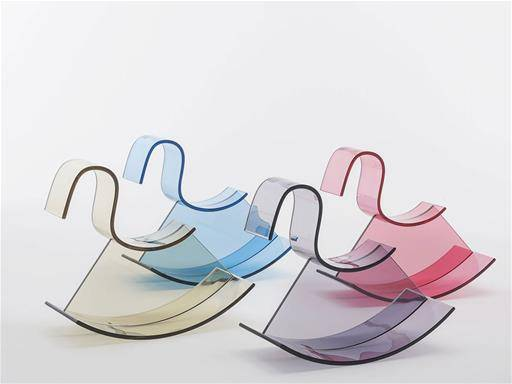 contemporary furniture by Nendo for Kartell