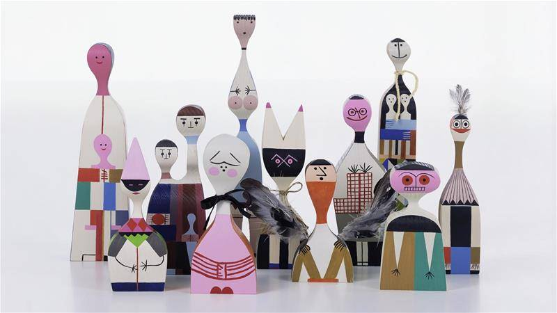 contemporary design toys by Vitra