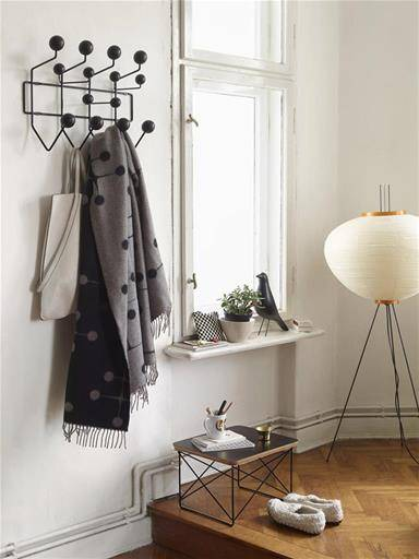 contemporary design coat rack by Vitra