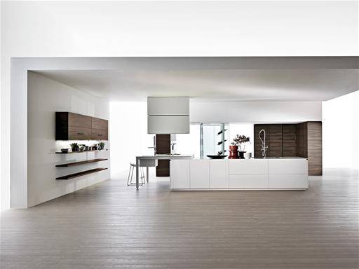 contemporary design kitchen by Luca Meda per Dada