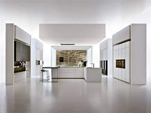 contemporary design kitchen by Ferruccio Laviani for Dada