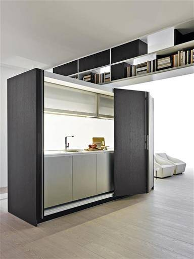 contemporary design kitchen by Dada