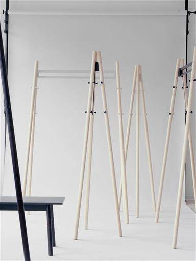 Artek Daniel Rybakken Kiila Clothes Rail Close Up