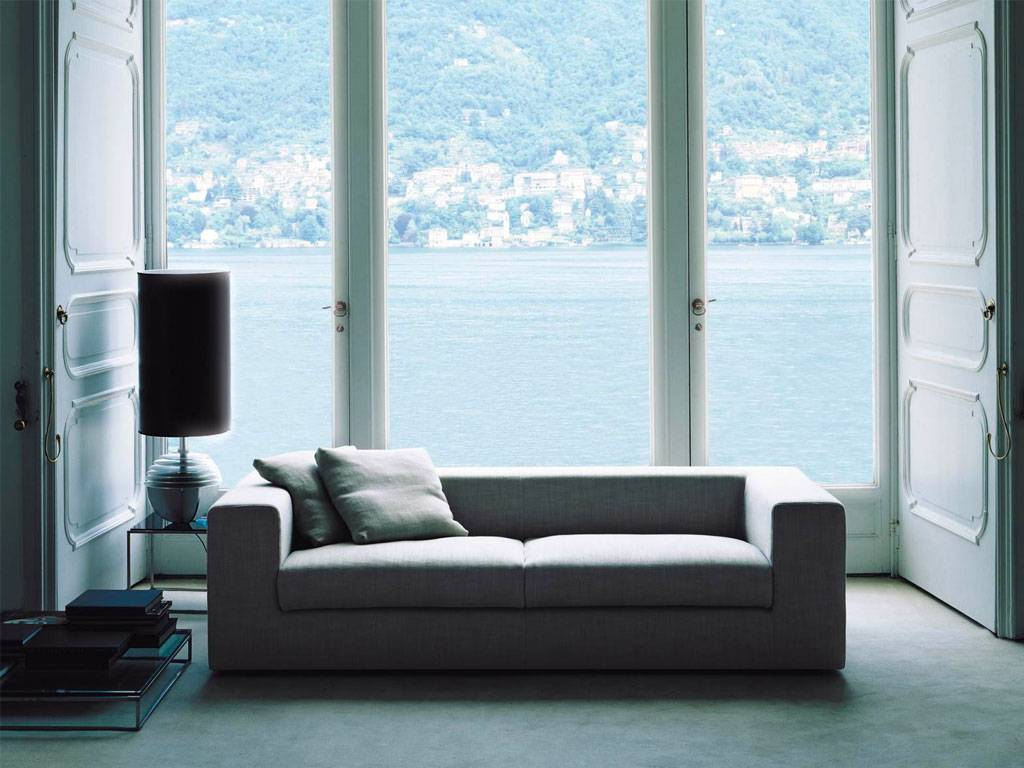 LIVING DIVANI OUTLET BY PIERO LISSONI | Discover more on SAG80 blog
