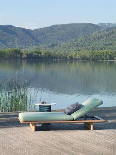 contemporary design furniture by Patricia Urquiola for Kettal