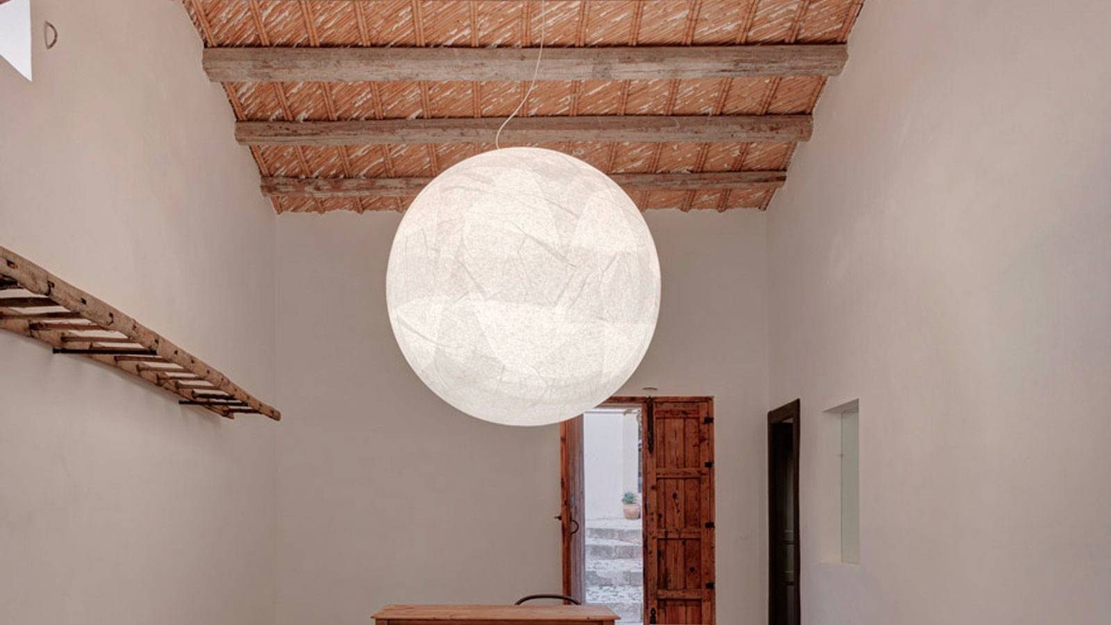 luce di design contemporaneo