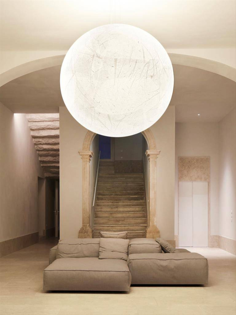 Davide Groppi Lighting Illuminates Space