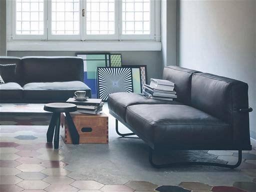 contemporary furniture by Le Corbusier for Cassina