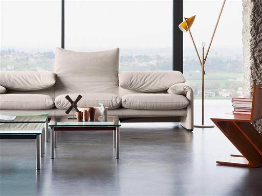 LC collection by Le Corbusier for Cassina