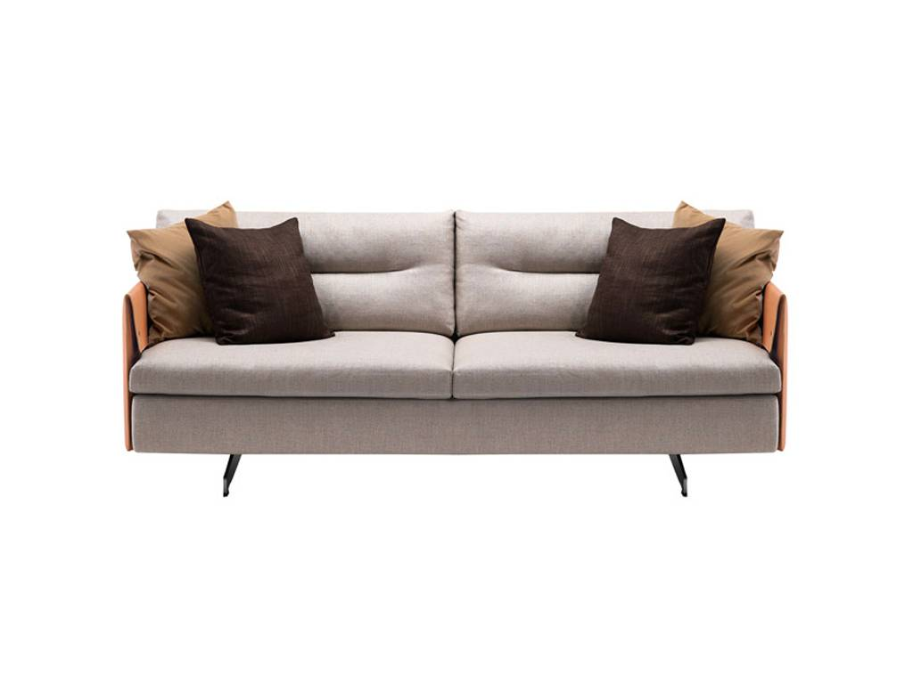 The design of poltrona frau sofas and armchairs sag80 for Sofa 1 80 breit