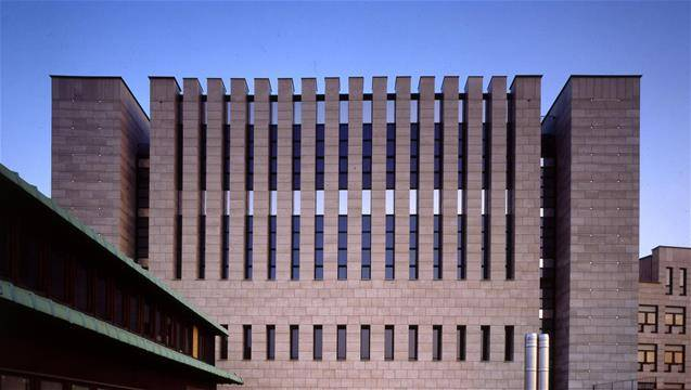 Mario Botta design theatre Scala of Milano