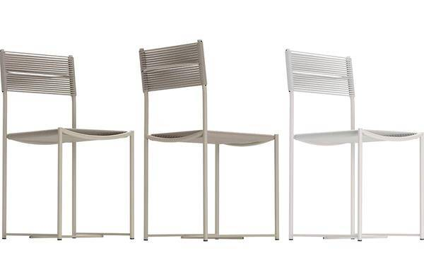 spaghetti chair alias design new colors white beige grey