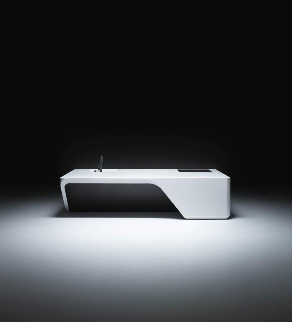 Zaha Hadid Furniture Designs: Zaha Hadid In Italy: Furniture Design