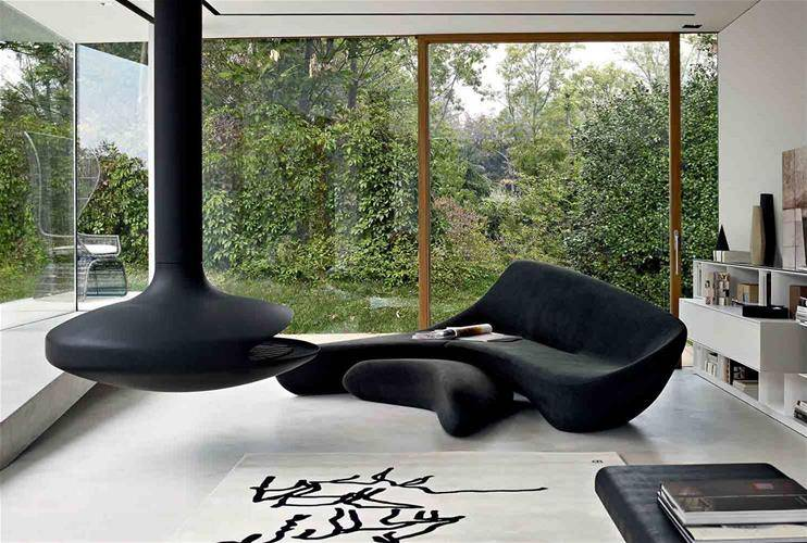 Zaha Hadid furniture design design sofa
