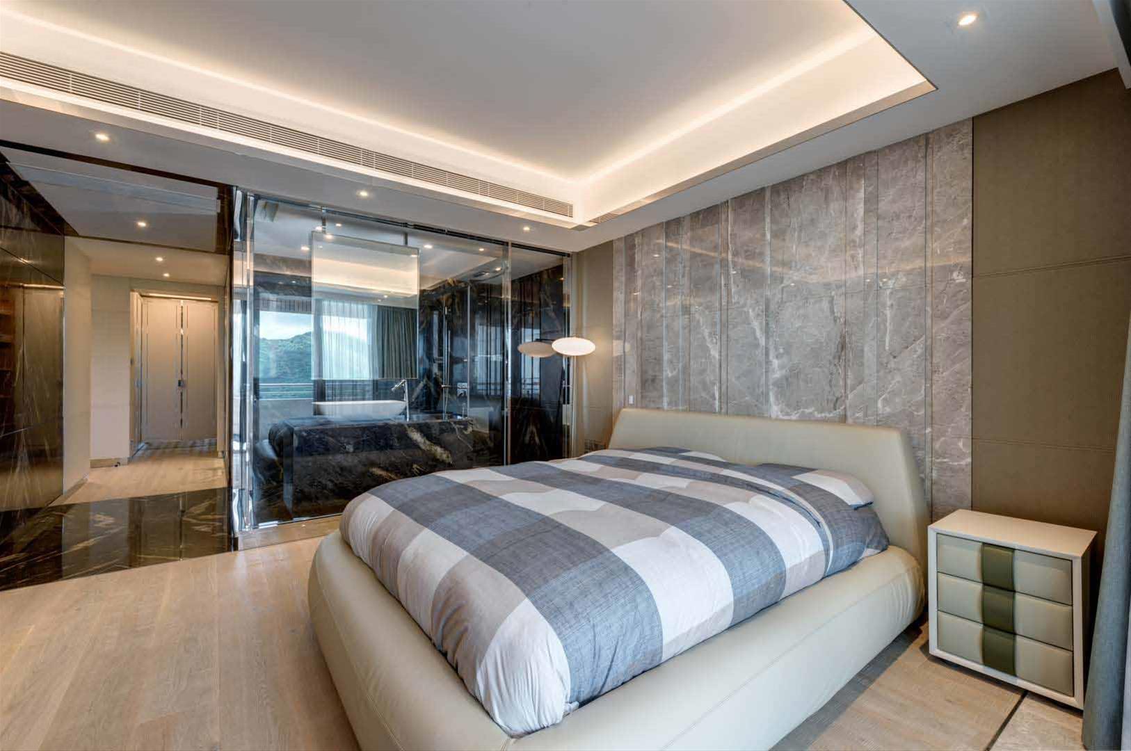 Elegant arredamento per una casa di lusso in cina with for Arredamento casa di lusso