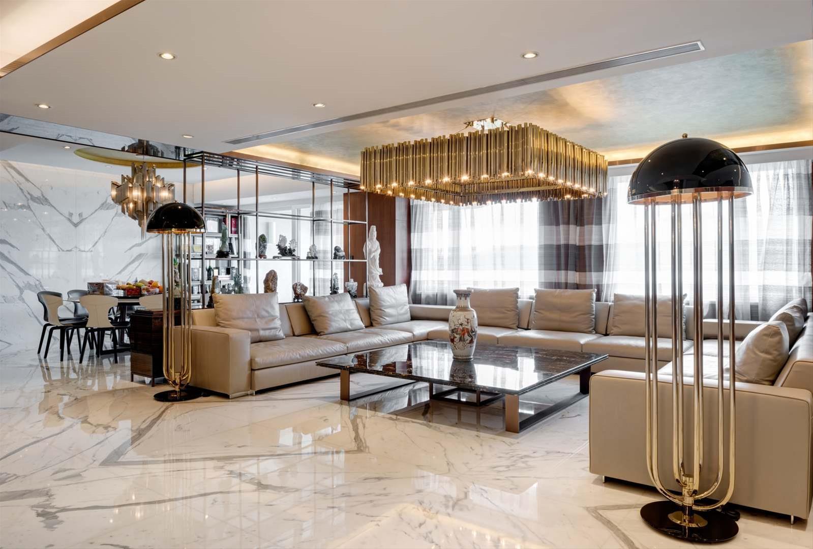 Arredamento case di lusso - Arredi di lusso casa ...