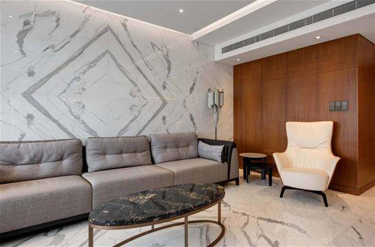 Furnishing for a luxury home in China.