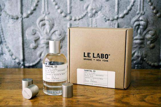 Le Labo Fragrance, bottle of essence for the home