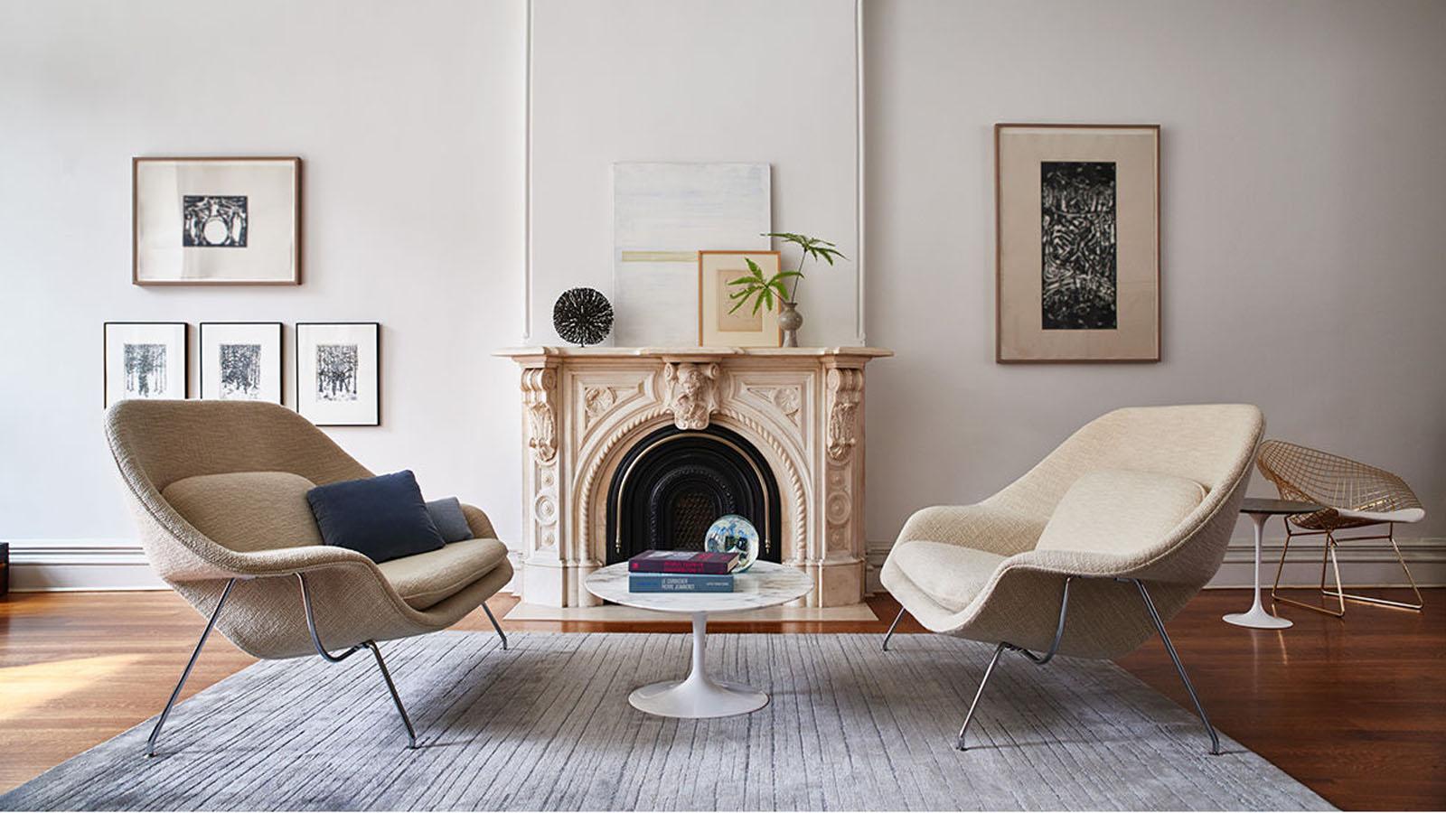 Tavolo Tulip Eero Saarinen : Eero saarinen s tulip chair and designs sag