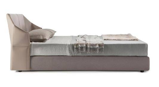 sales_dome_arflex_outlet_porro_ivano redaelli_bed_jill_fabric_leather