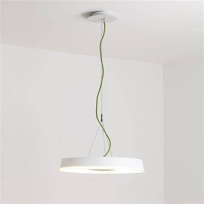 design_furniture_trends 2018 olsen s jorge pensi white suspension lamp green neon cable scandinavian