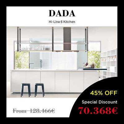 black friday furniture deals 2019 Arclinea Boffi Dada Hi line 6 Frame Door ceramic light oak