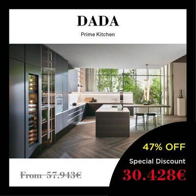 black friday furniture deals 2019 Arclinea Boffi Dada Prime Fenix glass shelves