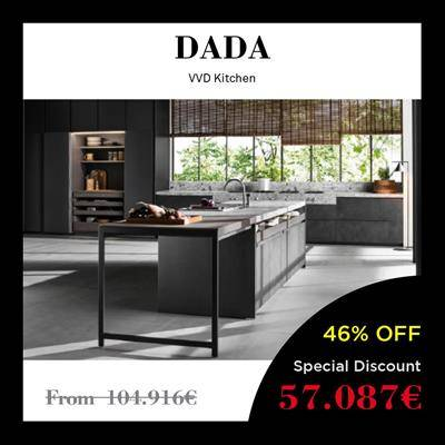 black friday furniture deals 2019 Arclinea Boffi Dada VVD walnut pewter lacquered