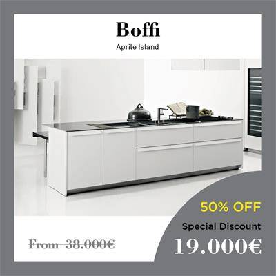 black friday kitchen deals 2019Arclinea Boffi dada Aprile Island lacquer